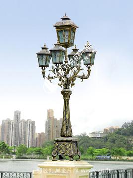 欧式庭院灯-00157