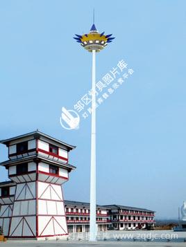 高杆灯-00152
