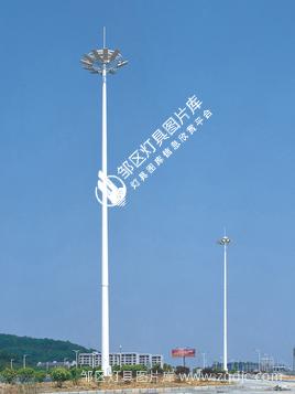 高中杆灯-00257